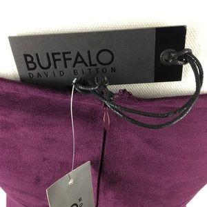 Buffalo David Bitton Dresses - NWT Buffalo David Bitton Vegan Suede Party Dress S